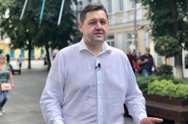 Вітання Ігоря Гундича з Днем міста