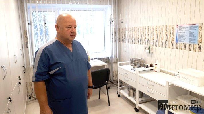 Житомирский медицинский центр вертебрологии и реабилитации: здесь ставят на ноги. В буквальном смысл ...