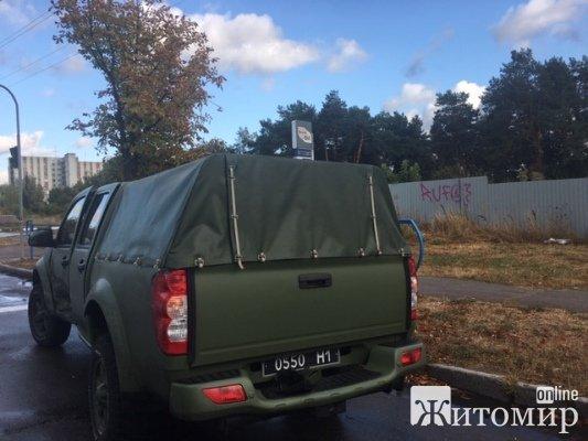 У Житомирі знову аварія. ФОТО