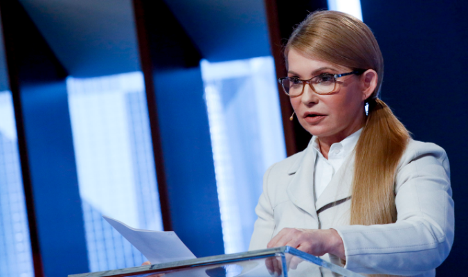 Вопрос продажи земли должны решать украинцы на референдуме – Тимошенко
