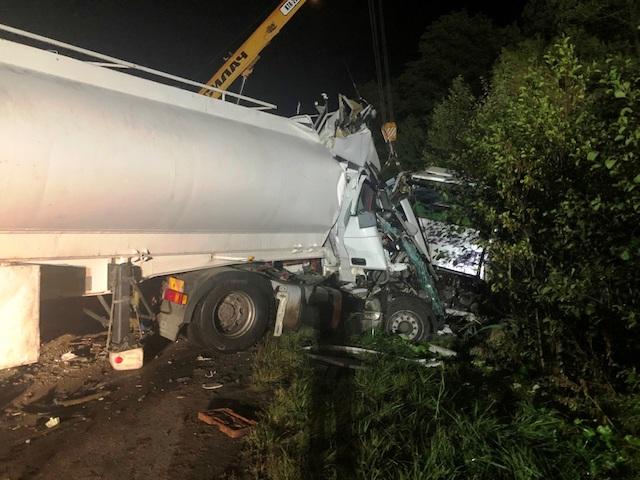 Оприлюднено імена загиблих у аварії під Житомиром