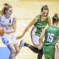 Бердичівські баскетболістки зіграли у складі збірної України