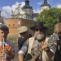 Борис Гребенщиков заспівав біля головної святині Бердичева - Кляштору Босих Кармелітів