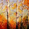 """В Житомирі відбудеться майстер-клас з олійного живопису """"Осінь"""""""