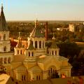 Спасо-Преображенський кафедральний собор у Житомирі - один з найбільших православних храмів на Україні