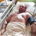 Чоловік з Житомирщини та киянин, які втекли з колонії важко поранили поліцейського