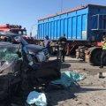Страшне зіткнення легковика з вантажівкою на Житомирщині: Загинув молодий водій. ФОТО