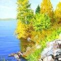 """У Житомирі відбудеться майстер-клас з олійного живопису """"Сумуючи за літом"""""""