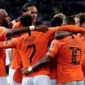 Божевільний матч Німеччина - Нідерланди. ВІДЕО