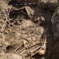 У Бердичівському районі виявили місце масового поховання солдатів, які загинули в 1941-му році