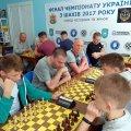 В Житомирі провели бліц-турнір вихідного дня з шахів
