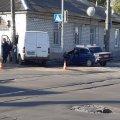 У Житомирі на перехресті вулиць Бориса Тена - Івана Мазепи трапилася ДТП