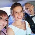 У Житомирі одружилися капітани волейбольних клубів Суперліги. ФОТО