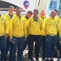 """Українські десантники прибули до Німеччини для участі у багатонаціональному навчанні """"Saber Junction - 2019"""""""