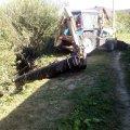Екологами виявлено скид нечистот в притоку річки Крошенка в Житомирі