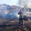 Житомирська область: упродовж доби вогнеборці ліквідували 31 загоряння сухостою та 3 пожежі на торфополях