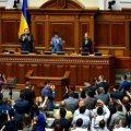 Переход на военное положение: Рада поддержала Зеленского