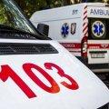 У Житомирі рекламний щит впав на дітей: четверо постраждалих