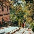Осінь на старих вуличках Житомира. ФОТО