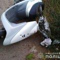 В Олевську в ДТП загинув мопедист