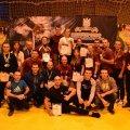 Військовослужбовці з Житомира вибороли призові місця на чемпіонаті України з гирьового спорту