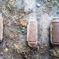 В Коростишівському районі піротехніки знищили 3 авіаційні бомби часів минулих війн