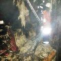 У Новоград-Волинському районі рятувальники ліквідували пожежу в продовольчому магазині