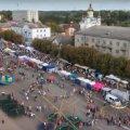 """60 000 туристів відвідало Коростень на """"День Деруна"""" 2019. ВІДЕО"""