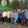 За один день овруцькі лісівники вивезли з лісу 30 кубометрів сміття
