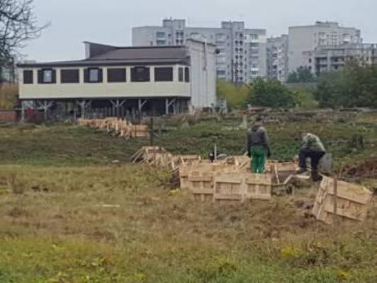 Будівництво моста над єврейським кладовищем в Бердичеві вже розпочалось