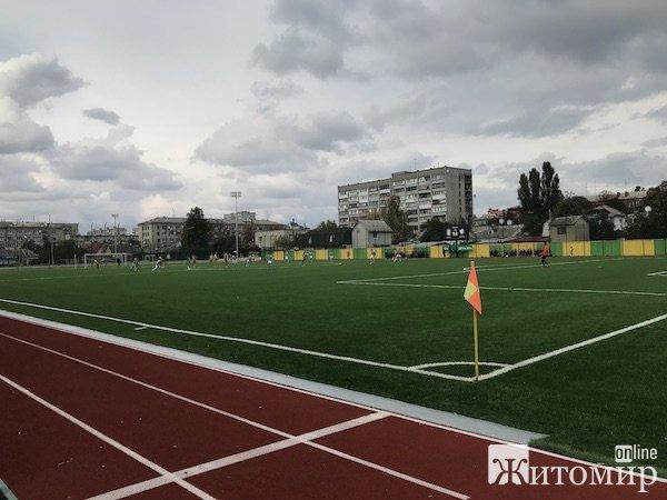 """У Житомирі ФК """"Полісся"""" зіграв внічию з командою із Ужгорода. ФОТО"""