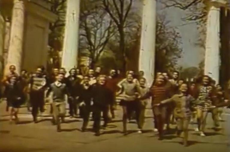"""Документальный фильм """"Солнышко"""", снятый житомирской аматорской студией """"Журналист"""" в 1984 году. ВИДЕО"""