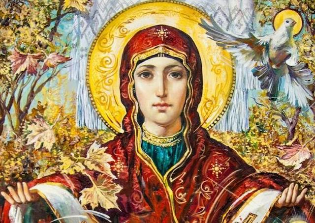 Ігор Гундич вітає зі святом Святої Покрови