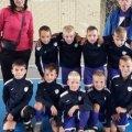 Житомирський ІнБев Junior з розгромної перемоги стартував в Кубку України U-10