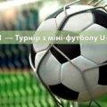 У Малині організовують турнір з міні-футболу U-15/U-17 — запрошують учасників