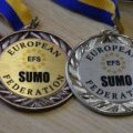 Коростенка - срібна призерка Чемпіонату Європи з боротьби сумо