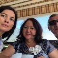 Олена Галагуза привітала з Днем народження Наталю Коберник - прийомну маму Даринки, яку спалили біологічні батьки