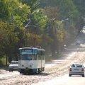 6 жовтня у Житомирі не ходитимуть трамваї