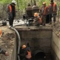 Житомирський водоканал зупинив водопостачання в місті через складність ремонтних робіт на Чуднівській