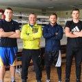 Житомирські кікбоксери на олімпійській базі Конча-Заспа готуються до чемпіонаті світу-2019