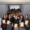 У Житомирі завершилося перебування волонтерів Корпусу Миру США