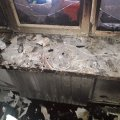 У Бердичеві горіла трикімнатна квартира