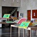 Завтра відбудеться закриття виставки «Боже На: життя і творчість Божени Чагарової»