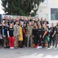 У Житомирі визначили найсильнішу команду з кросфіту під час чемпіонату серед військових частин ДШВ