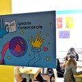 Перша на Житомирщині «Школа супергероїв» запрацювала при обласній дитячій лікарні