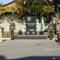 У Житомирі відкрили меморіал на честь Героїв СБУ, які загинули під час виконання службових обов'язків