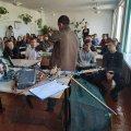 Житомирський рибоохоронний патруль розпочав тиждень присвячений проведенню занять у навчальних закладах області