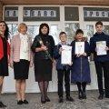 Талановитим учням Новограда-Волинського вручили стипендії міського голови
