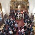 Панахида та прощання з Валерієм Горбом в Свято-Михайлівському кафедральному соборі