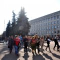 Більше сотні людей приєдналися у Житомирі до акції «Хода за свободу»